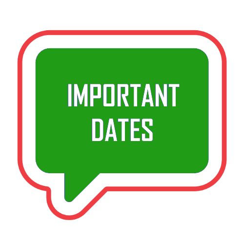 Important Dates Icon
